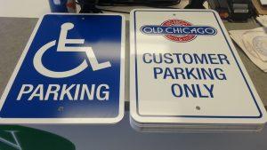 custom signage design